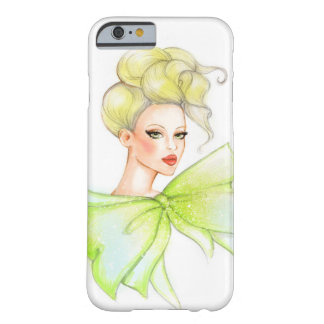 Beautiful fashion girl iphone6 case