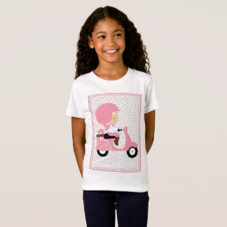 Beautiful Fashion Girl T-Shirt