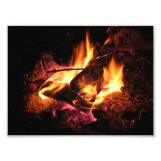Beautiful Fire Photo