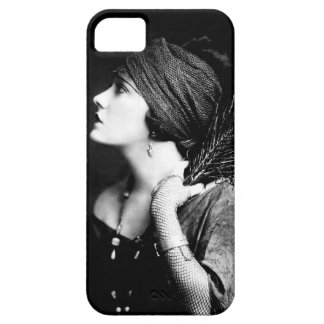 beautiful flapper iPhone 5 cover