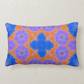 Beautiful Floral Abstract Pattern Throw Cushion