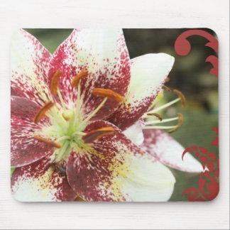 Beautiful Floral Nature Flower Mousepad