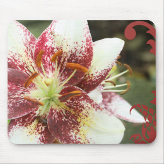 Beautiful Floral Nature Flower Mousepad