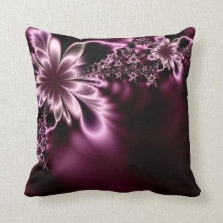 Beautiful floral pillow throw cushions