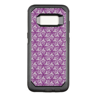 Beautiful floral Vintage Pattern OtterBox Commuter Samsung Galaxy S8 Case
