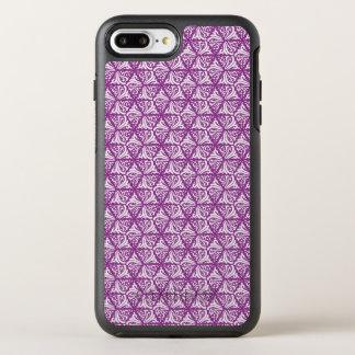 Beautiful floral Vintage Pattern OtterBox Symmetry iPhone 8 Plus/7 Plus Case