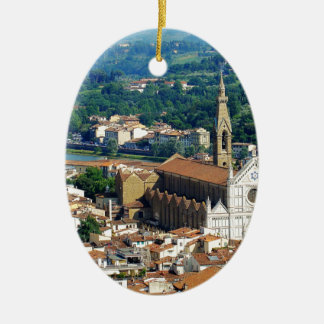 Beautiful Florence Christmas Ornament