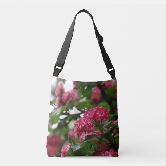Beautiful Flower Blossoms Tree tote