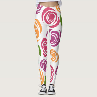 Beautiful Flower Leggings