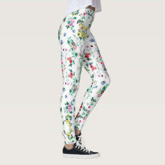 Beautiful Flower Leggings