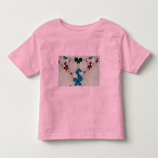 Beautiful Flower like fractal design Toddler T-Shirt