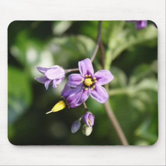 Beautiful flower mousepad design
