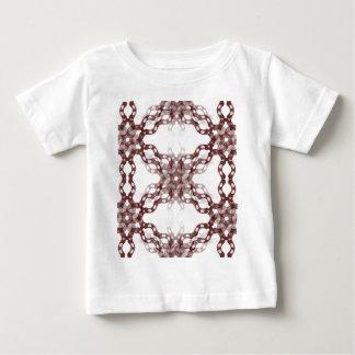 Beautiful flower pattern baby T-Shirt