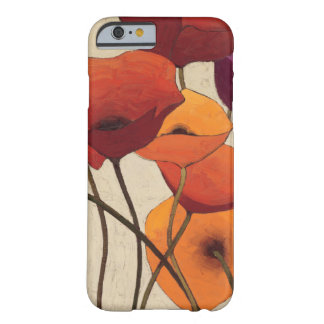 Beautiful Flowers Barely There iPhone 6 Case