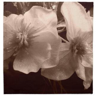 Beautiful Flowers Napkin