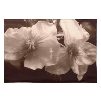 Beautiful Flowers Place Mat