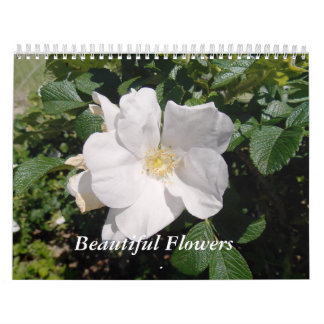 Beautiful Flowers Wall Calendars