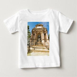 Beautiful fountain in Paris Baby T-Shirt