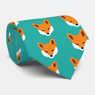 Beautiful Fox Tie