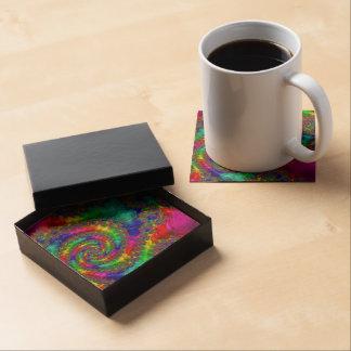 Beautiful Fractal Art Beverage Coasters