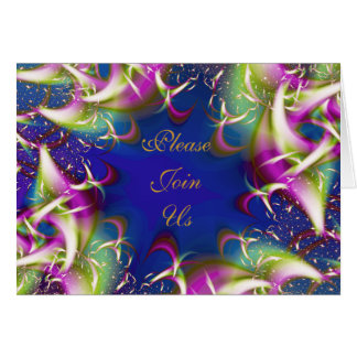 Beautiful Fractal Card