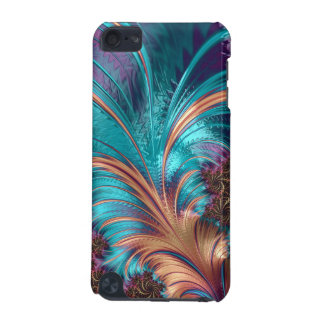 Beautiful Fractal Feather Design iPod Touch 5G Cover