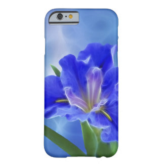 Beautiful fractal iris and its meaning barely there iPhone 6 case