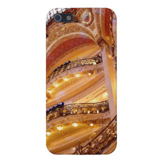 Beautiful French Building Indoor iPhone 5 Covers
