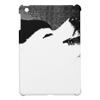 Beautiful furry Samoyed white dog iPad Mini Cases