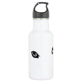 Beautiful furry Samoyed white dog 532 Ml Water Bottle