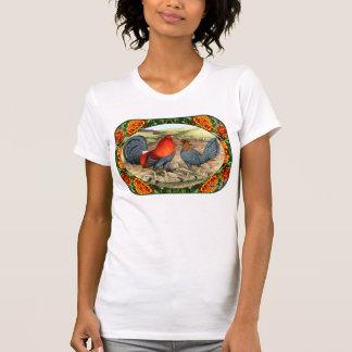 Beautiful Game Fowl T Shirts