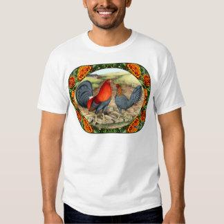 Beautiful Game Fowl Tshirts