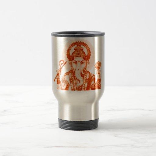 Beautiful Ganesh Coffee Mugs