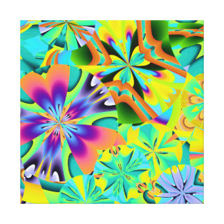 Beautiful Garden Canvas Print