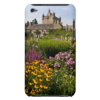 Beautiful gardens and famous castle in Scotland iPod Case-Mate Cases