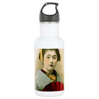 Beautiful Geisha 532 Ml Water Bottle