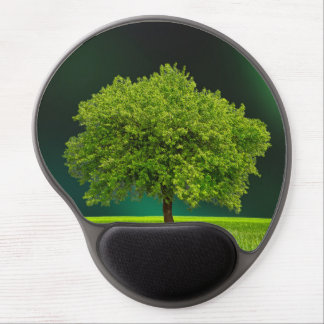 Beautiful Gel Mousepad with nature motive Gel Mouse Mat