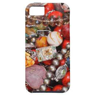 Beautiful gems with bling beads, apple iPhone case iPhone 5 Case