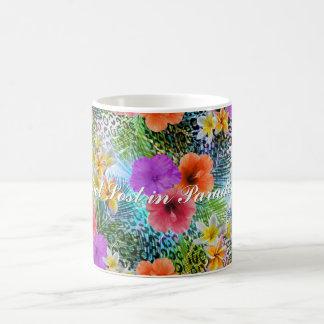 "Beautiful ""Get lost in Paradise"" custom quote Coffee Mug"