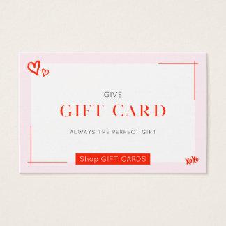 ★ Beautiful  Gift Card
