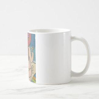 Beautiful Girl in Bikini Coffee Mugs
