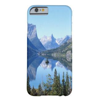 """Beautiful """"Glacier National Park"""" """"Goose Island"""" Barely There iPhone 6 Case"""