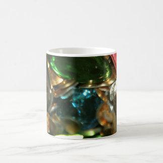 Beautiful Glass Beads Mug