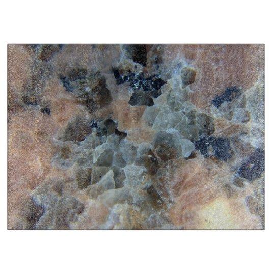 Beautiful granite cutting board