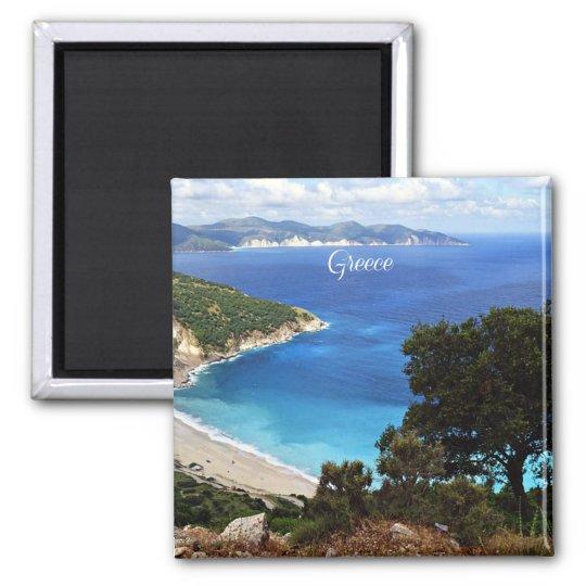 Beautiful Greece Magnet