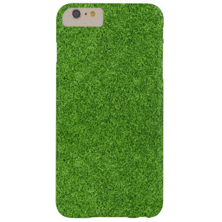 Beautiful green grass texture from golf course barely there iPhone 6 plus case