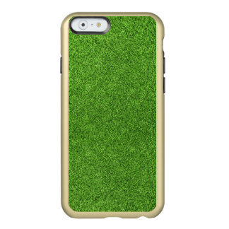 Beautiful green grass texture from golf course incipio feather® shine iPhone 6 case