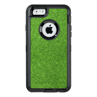 Beautiful green grass texture from golf course OtterBox iPhone 6/6s case