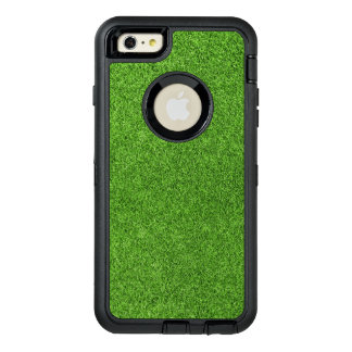 Beautiful green grass texture from golf course OtterBox iPhone 6/6s plus case