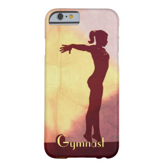 Beautiful Gymnast phone case